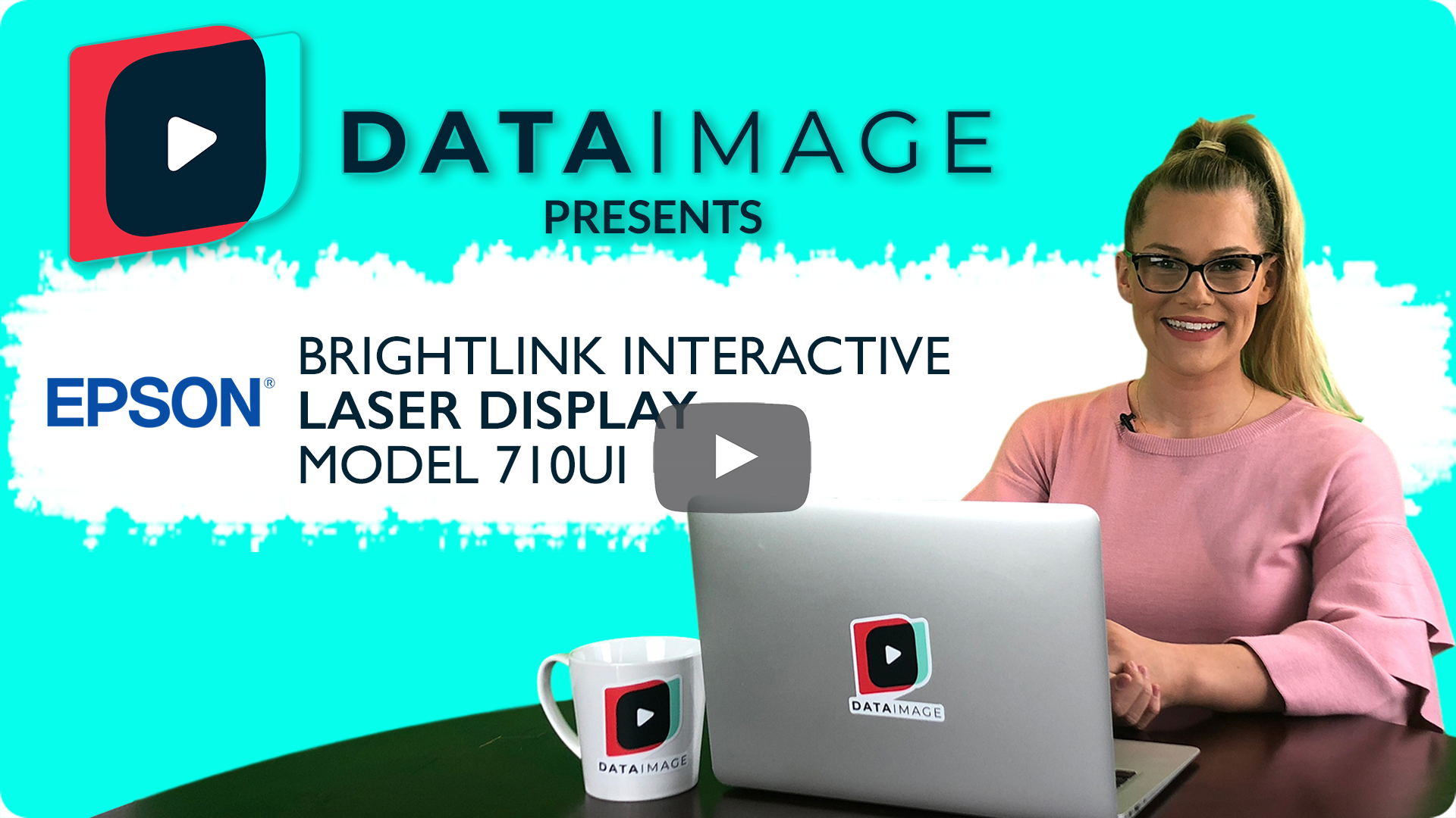 Data Image Presents the Epson Brightlink Interactive Laser Display 710Ui